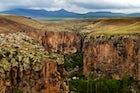Visiting Ihlara Valley, Turkey