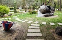 Central Botanical garden Baku