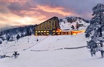 Kartalkaya Ski Resort, Bolu