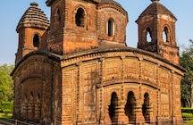 Shyam Rai Temple, Bishnupur, West Bengal