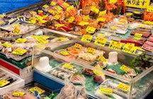 Tsujiki Outer Market, Tokyo