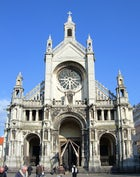St. Catherine Church, Brussels