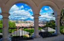 La Recoleta Viewpoint
