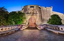 Pile Gate in Dubrovnik