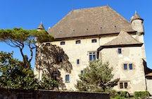 Yvoire's Castle