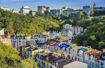 Vozdvizhenka district, Podil, Kyiv