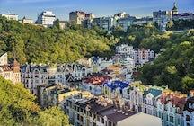 Vozdvizhenka district, Podil, Kyiv