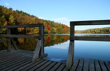 Tauragnas Lake