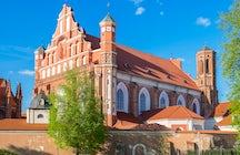 Church of St. Francis and St. Bernard, Vilnius