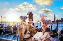 Baroque carnival in Corfu