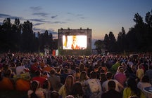 Cinema Under The Stars, Vilnius