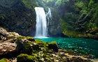 Samcvera Waterfall