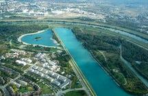 Jarun Lake, Zagreb
