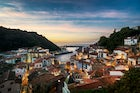 Be charmed by Cudillera, small fishing port