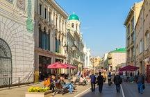 Nikolskaya Street, Moscow