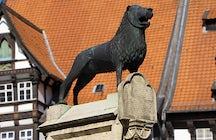 The Brunswick Lion