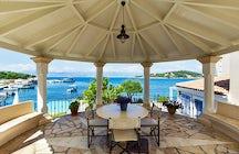 Beach Villa Imerolia Kassiopi Corfu