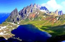 Tobavarchkhili Lake
