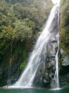 Bhagsunath Waterfall, Mcleod Ganj