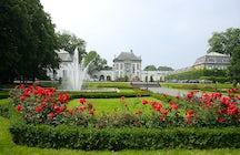 Parc communal - Parc de l'Hôtel de ville Tournai