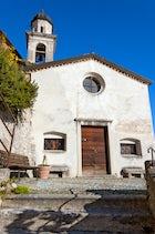 Chiesa di San Rocco Limone sul Garda