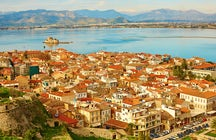 Romantic city Nafplio