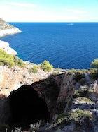 Odisejeva špilja - Odysseus cave