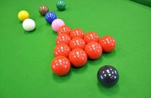 Mayfair snooker club