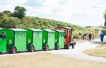 Hengistbury Head Land Train