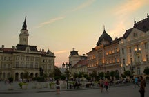 Liberty Square Novi Sad