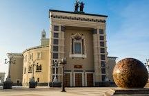 Buryat State Academic Opera and Ballet Theatre, Ulan-Ude