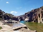 Cacheuta hotsprings, Mendoza
