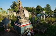 Koptewka Cemetery, Hlybokaye