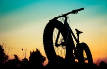 Discover the unknown stories, MTB race in Aoos