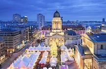 Christmas Market at Gendarmenmarkt