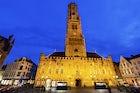 klokkentoren van Brugge