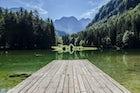 Lake Planšar / Planšarsko jezero