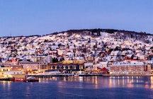 Tromsø in the winter