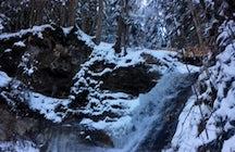 Waterfall of Nyon