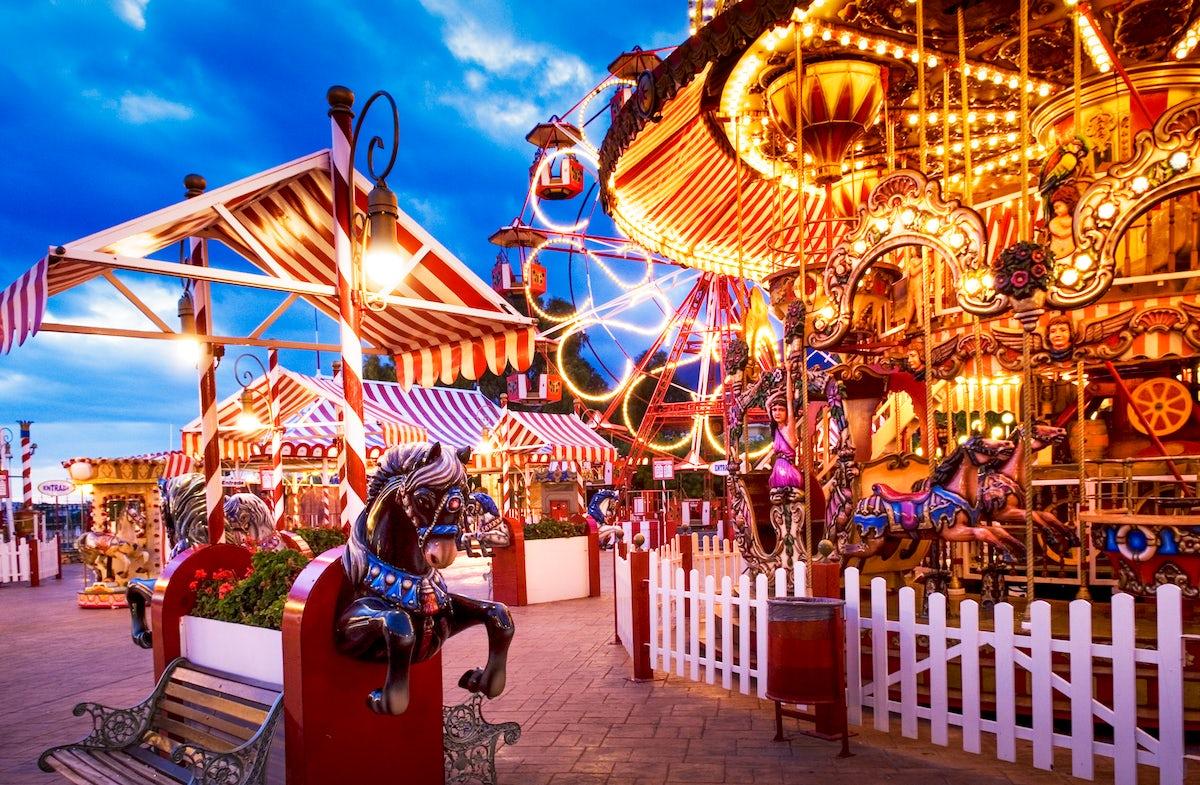 Visit Tivoli World Benalmádena