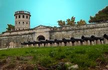 Venetian fortress in Pula