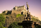 Edinburgh Castle, one of most visited attractions in Scotland