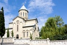 Kashveti church in Tbilisi