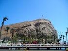 Morro de Arica, Arica