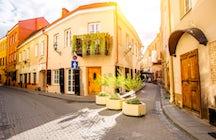 The Glass Quarter, Vilnius