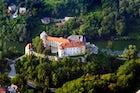 Ozalj, a town in Croatia