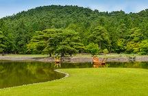 Moutsu Ji garden, Hiraizumi