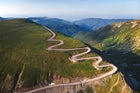 Urdele Pass, Transalpina Road