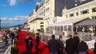 The Cabourg Film Festival, Normandy