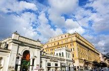 Mercato Trionfale Roma